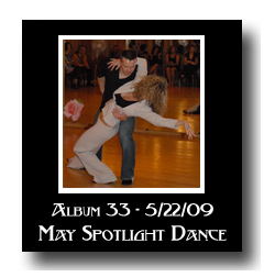 album 33 - may spotlight dance