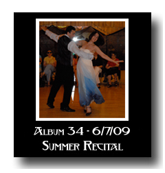 album 34 - summer recital