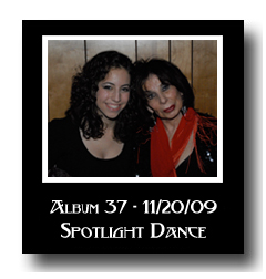 album 37 - spotlight dance