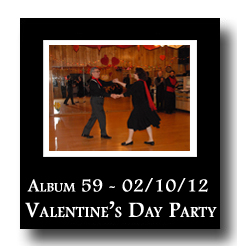 Photo Album 59: Valentine's Day Party February 10, 2012